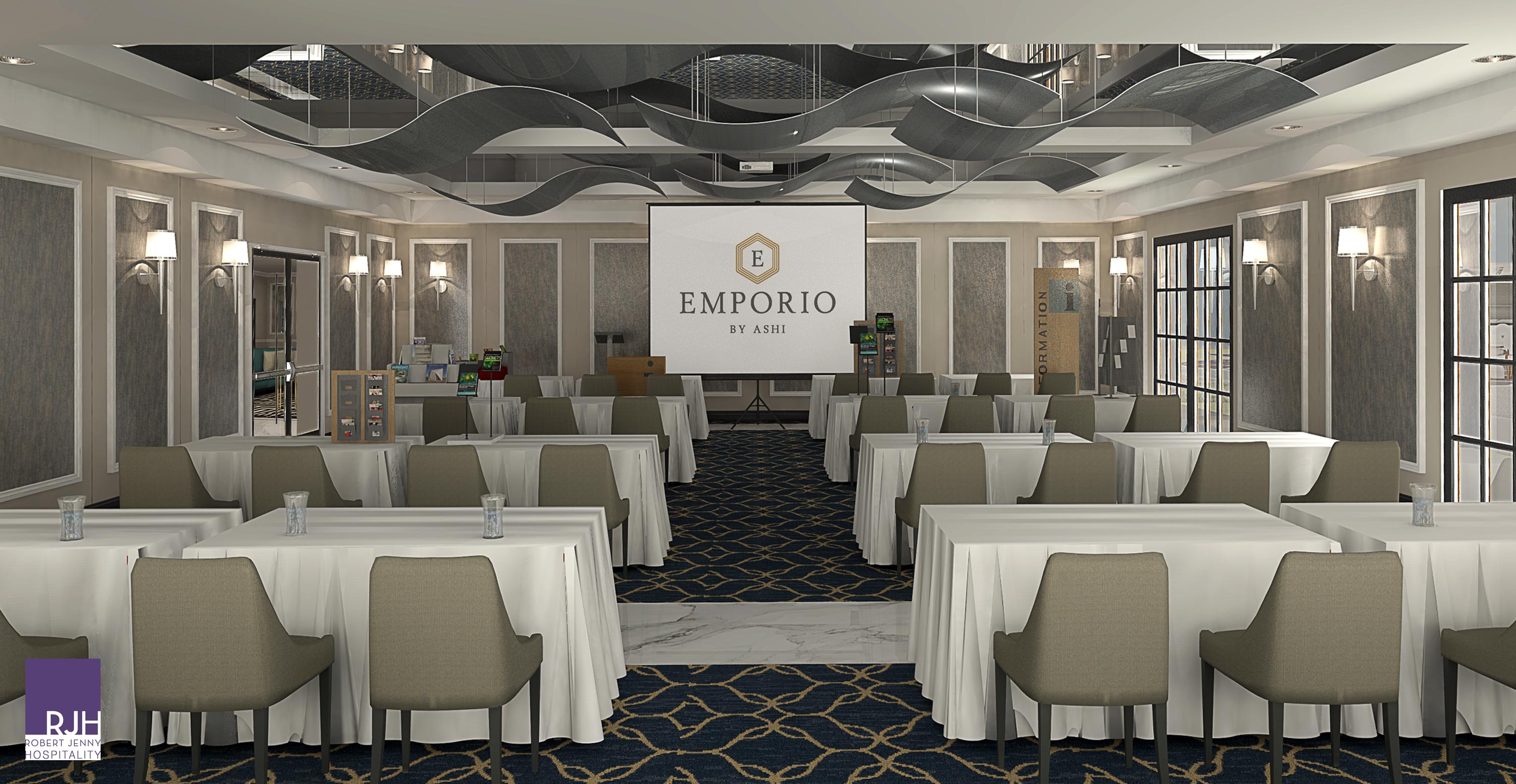 EMPORIO_Banquet Hall First Floor